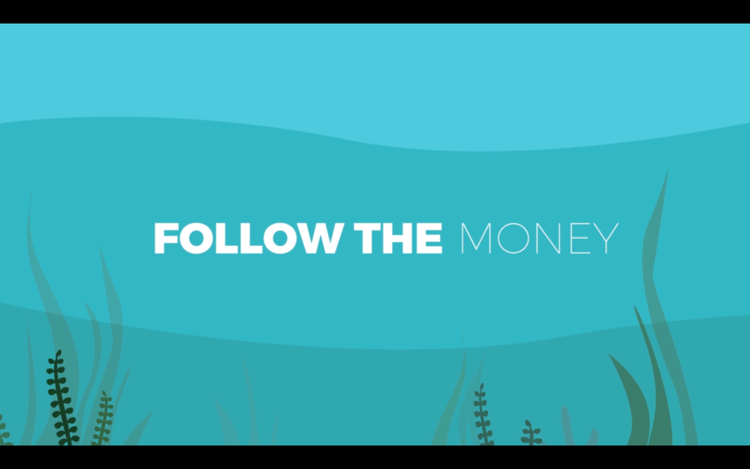 Follow The Money animation
